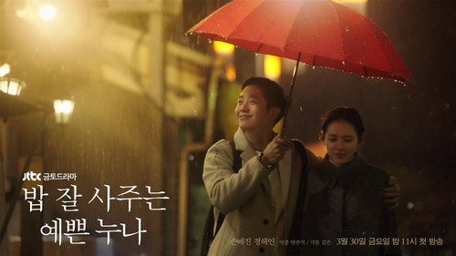 Something-in-the-Rain-Poster-korean-dramas-41352487-500-281