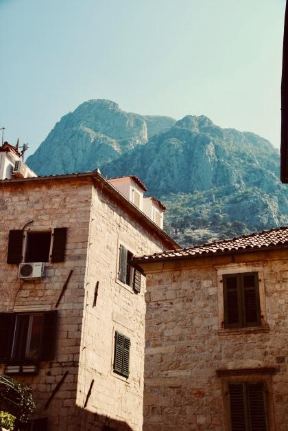 Kotor old town - Monténégro