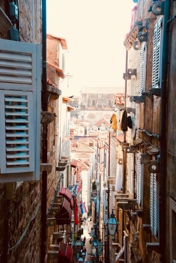 Dubrovnik old town - Croatie