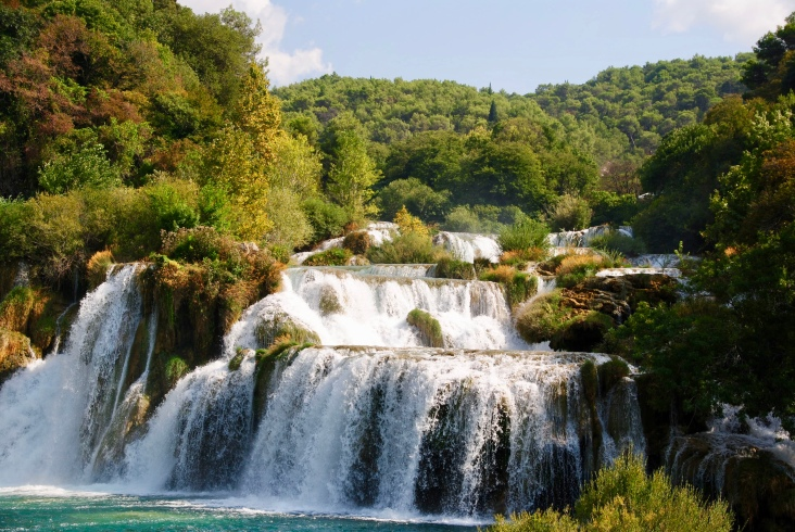 Krka Waterfalls - Croatie