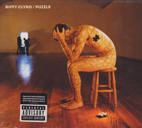 Biffy Clyro – Puzzle (album) (2007)