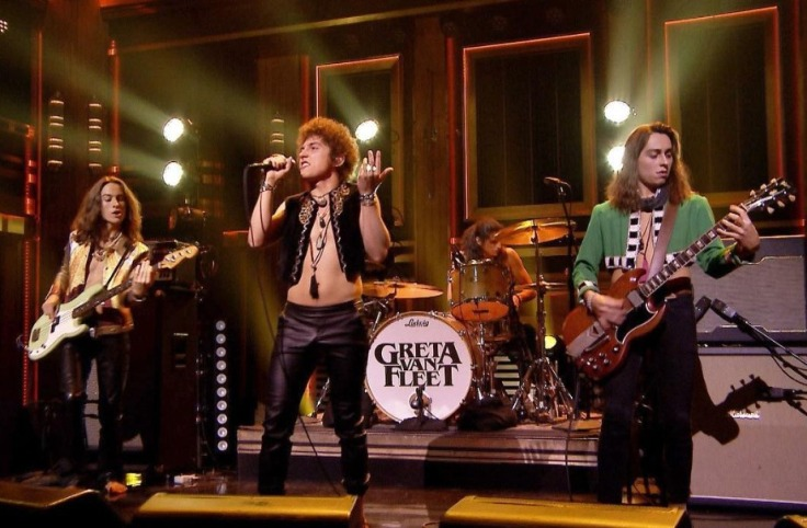 Greta Van Fleet – Highway Tune
