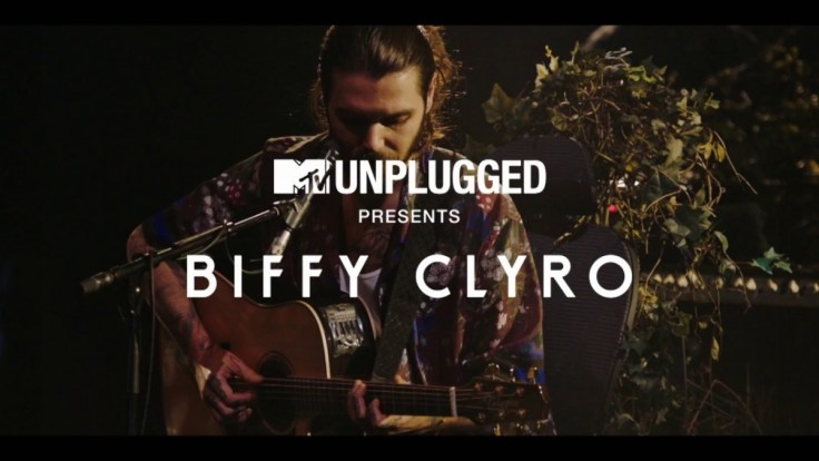 Biffy Clyro – MTV Unplugged (2018)