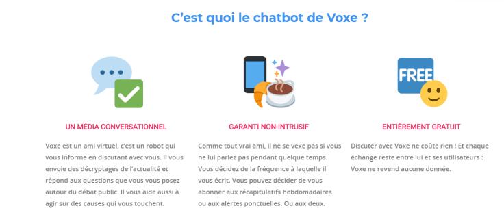 Chatbot Voxe