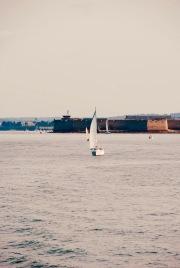 Entre Lorient et Groix