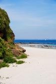 île de Groix - La plage des Grands Sables