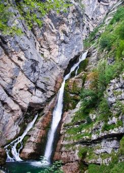 Cascades de Savica