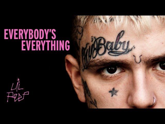 Lil Peep - EVERYBODY'S EVERYTHING (15 novembre 2019)