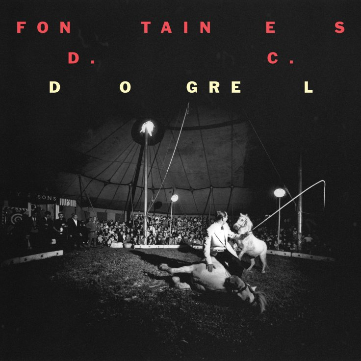 Fontaines D.C. – Dogrel (12 avril 2019)