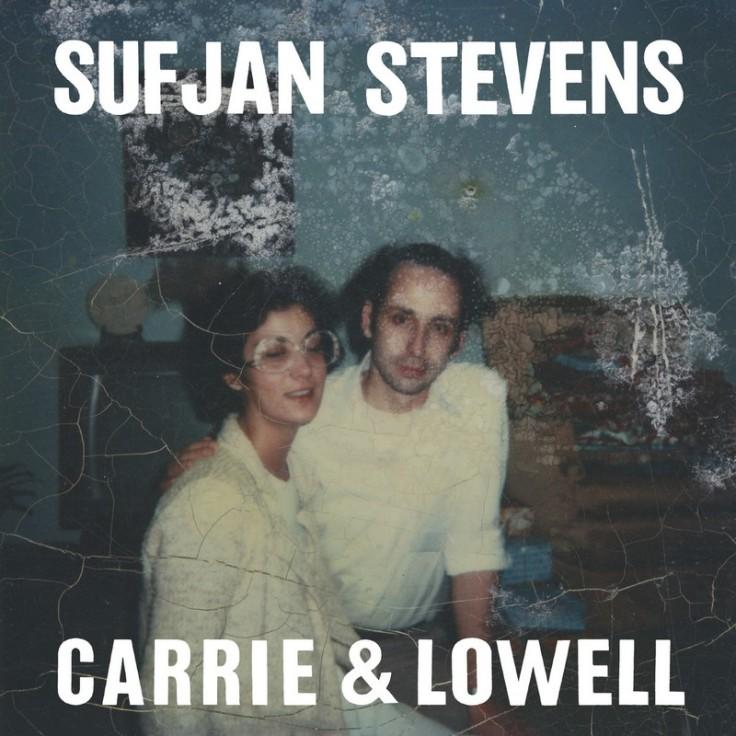 Sufjan Stevens – Carrie & Lowell (31 mars 2015)